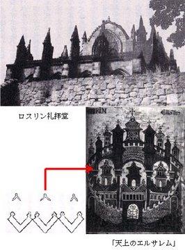 ロスリン礼拝堂と天上のエルサレム.jpg